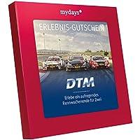 Erlebnis-Gutschein   mydays   DTM 2018   1 Wochenende für 2 Personen   Kategorie Silber   Inklusive Geschenkbox