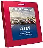 mydays Erlebnis-Gutschein DTM 2018 | 1 Wochenende für 2 Personen | Kategorie Silber | Inklusive Geschenkbox
