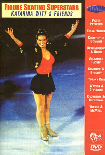 Katarina Witt And Friends [DVD]