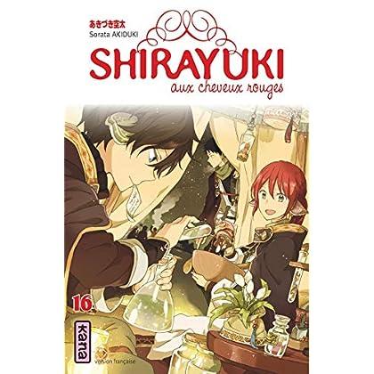 Shirayuki aux cheveux rouges, tome 16