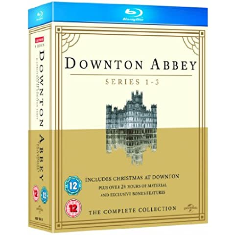 Downton Abbey - Series 1-3/Christmas At