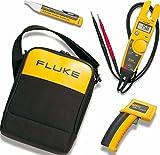 Fluke Industrie T5–600/62MAX +/1AC Kit elektrische Tester, IR Thermometer und Spannungsprüfer Kit