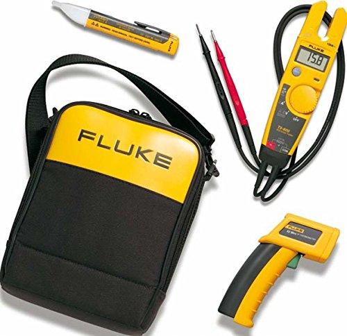 Fluke Industrie T5–600/62MAX +/1AC Kit elektrische Tester, IR Thermometer und Spannungsprüfer Kit (Voltage Kit Detector)