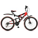 Hero SNXT26RDBK07 Next Speed Sprint Bike (Red/Black)