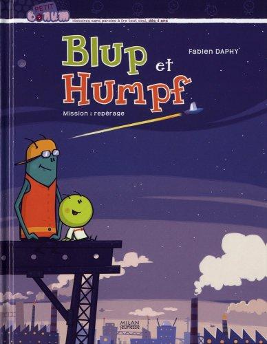 Blup et Humpf : Mission : repérage