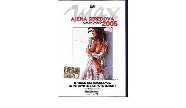 Calendario Max 2005.Alena Seredova Max Calendario 2005 Amazon It Alena