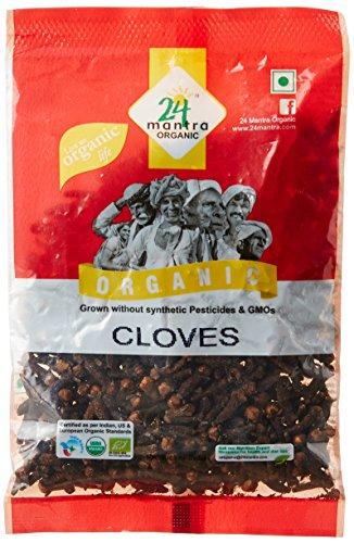 24 Mantra Organic Cloves, 50g