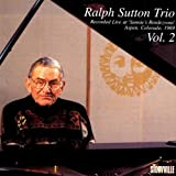 Sutton Ralph Trio: At Sunnie's Volume 2 (Audio CD)