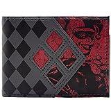 DC Comics Batman Harley Quinn Mehrfarbig Portemonnaie Geldbörse