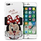 Apple iPhone 7 Plus 5.5' Étui HCN PHONE Coque silicone TPU Transparente Ultra-Fine Dessin animé jolie pour Apple iPhone 7 Plus 5.5' - Minnie Mouse