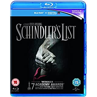 Schindler's List (Blu-ray + UV Copy) [1993]