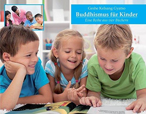 Buddhismus für Kinder Teil 1-4 (Paket 4 St.)