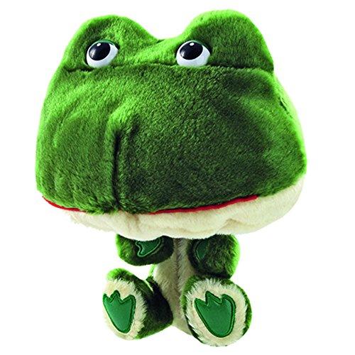 Longridge Club Hugger Head Cover - Frog
