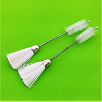 Whyyudan Creative - Cepillo para máquina de coser de doble punta