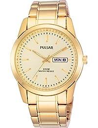 Pulsar Herrenuhr Quarz PJ6024X1
