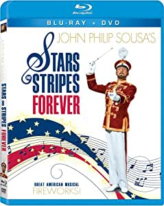 Stars & Stripes Forever [Blu-ray] [1952] [US Import]