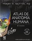 Atlas de anatomía humana - 6ª Edición (+ StudentConsult)