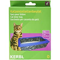Kerbl 84215  Sac à Litière XL pour Chat 59x46 cm par 10