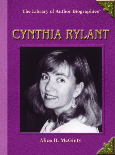 Cynthia Rylant (Library of Author Biographies)