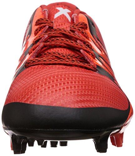 adidas Performance - X15.3 Fg/Ag, Scarpe da calcio Uomo Arancione/Bianco