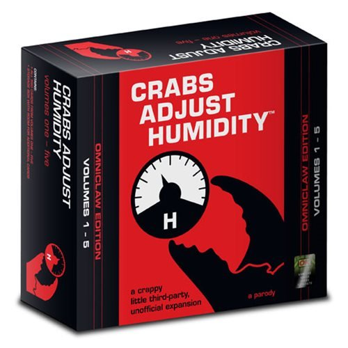 Crabs Adjust Humidity – Onmniclaw Edition – EN