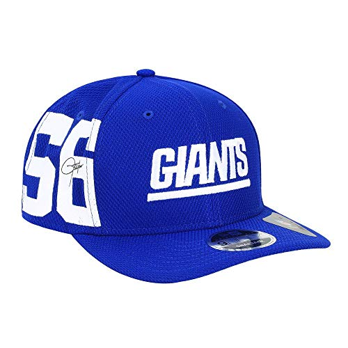 Giants Lawrence Taylor #56 Jersey 9FIFTY Snapback Cap ()