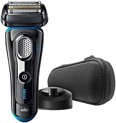 Braun Series 9 - Afeitadora eléctrica, tecnología Wet&Dry
