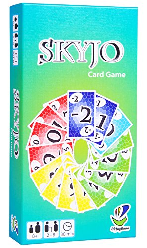 SKYJO, by Magilano – The ultimate card game for kids and adults.