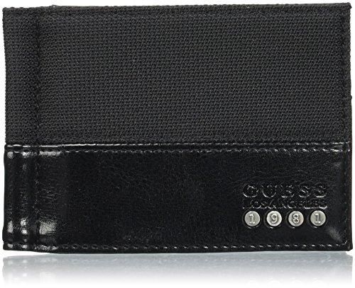Guess - Sm4007nyl23 - Portefeuille - Femme - Noir - 2x8x11 cm (W x H L)