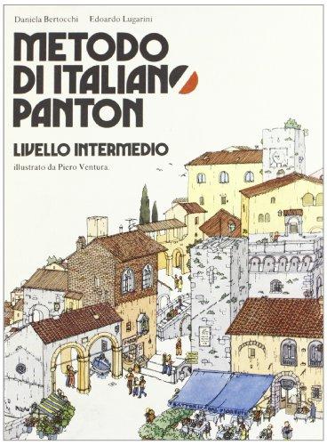 Metodo di Italiano Panton. Livello Intermedio.
