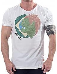 Street Fighter Blanka oficial de Brasil Camiseta