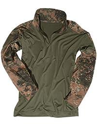 Mil-Tec Combat Hemd Flecktarn