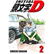 Initial D Vol. 2 (comiXology Originals)