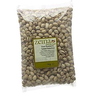 Zeina Salted Pistachio Nuts (1Kg)