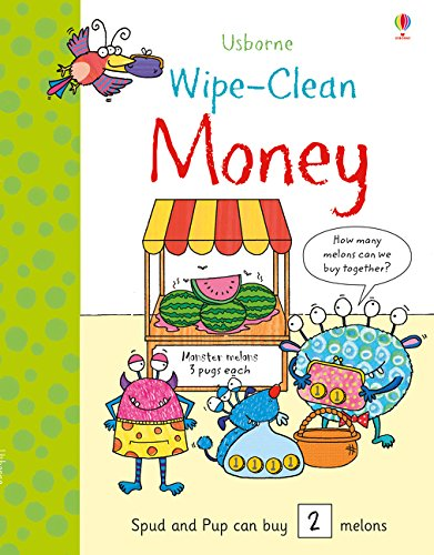 Wipe-Clean Money (Wipe-clean Books)