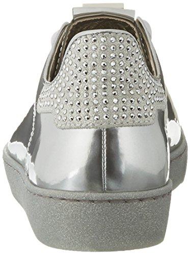 Högl 3 10 0354 7600, Sneakers Basses Femme Argent (Silber7600)