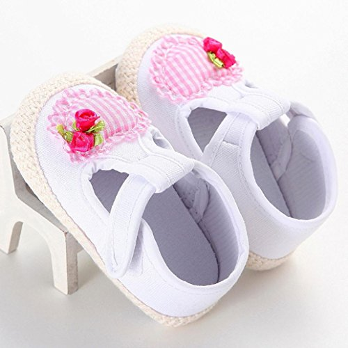 Sohle Xmansky Weich Baby Baby Xmansky Sneaker Wei M盲dchen Schuhe qw4wXU6