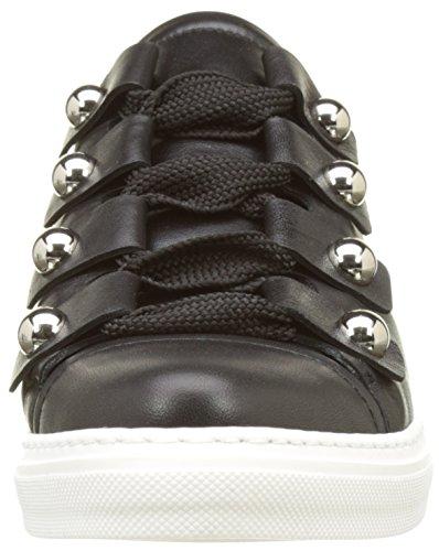 SONIA BY SONIA RYKIEL Sneaker, Baskets Basses Femme Noir (Black)