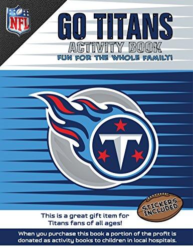 Go Titans Activity Book por Darla Hall