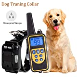 Best Dog Bark Collars - CRD PRODUCTS 800m Electric Dog Training Collar Pet Review