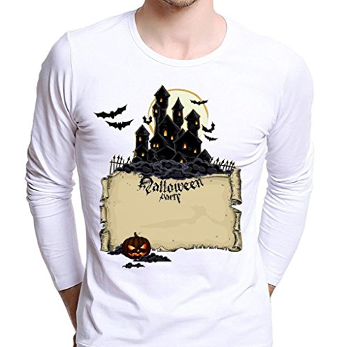 Herren Tops Sonnena Long Sleeve Boy Plus Größe Print Tees Bardian Cooles T-Shirt Bluse Tops (Plus Polo Cool)
