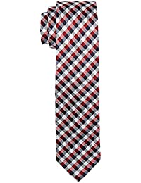 Tommy Hilfiger Tailored Tie 7cm Ttschk17202, Cravate Homme