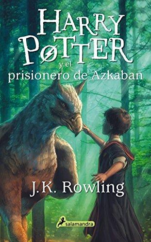 HARRY POTTER RUSTICA 4 Y EL PRISIONERO DE AZKABAN: