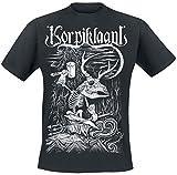 Korpiklaani Blacksmith T-Shirt Schwarz XL