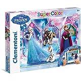 Frozen - Puzzle, 104 piezas (Clementoni 207039)