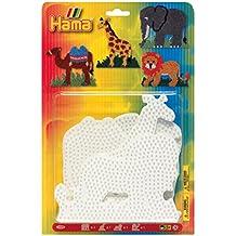 Hama Beads 4 Midi Pannello Forato Elefante,