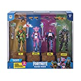 Toy Partner Fortnite Pack de 4 Figuras Squad Mode Core, FNT0019