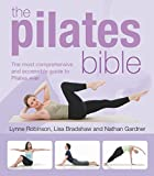 Written by three experts, including bestselling author Lynne Robinson, The Pilates Bible includes exercises for all levels of experience, which are combined into workouts of varying lengths. A chapter on health gives advice on conditions such as arth...