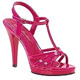 Fabulicious Riemchen-Sandaletten Flair-420 Lack hot pink Gr. 39