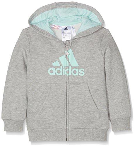 adidas-kinder-favorite-kapuzenjacke-medium-grey-heather-ice-green-98